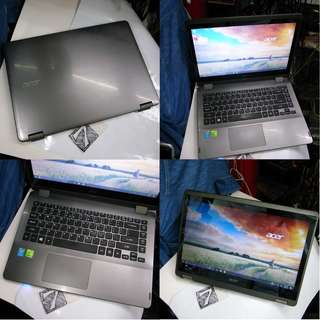 Acer Aspire R3 i5 Gen 4th 6GB 500GB Nvidia 2GB 2 IN 1 Touch Scr $500