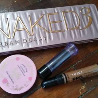 Class A make up bundle
