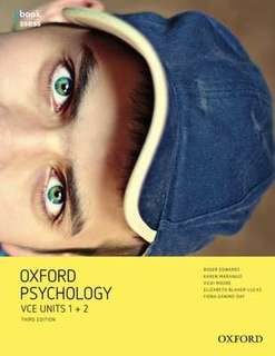 Oxford vce psychology unit 12