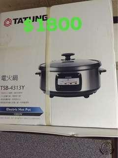 🚚 大同電火鍋