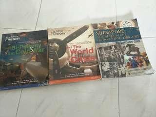 History Textbooks