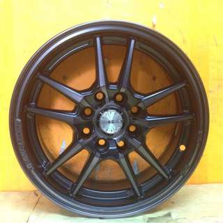 SPORT RIM 14inch D-ONE RACING DESIGNS