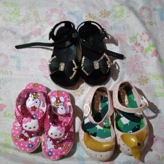 Assorted Shoes for baby girl. TAKE ALL!!