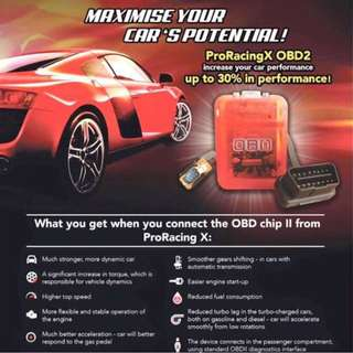 OBD2 Pro racing chip II