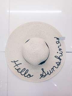 Hello Sunshine Beach Hat