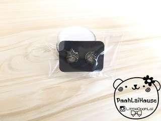手作耳環 💮 紙巾造型