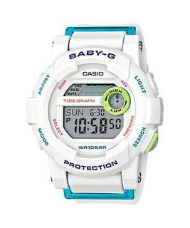 Casio Baby G Watch BGD-180FB-7D