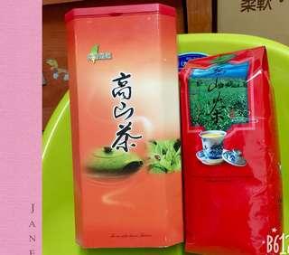 🚚 台灣嚴選☀️鮮採嫩葉高山茶600g