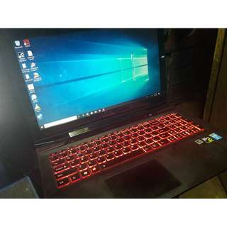 For sale or trade Lenovo Y5-70