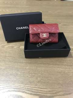 Chanel card holder(Authentic)