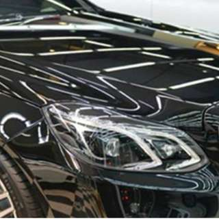 Car glass coating @car service