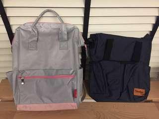 BN Diaper Bag x 2