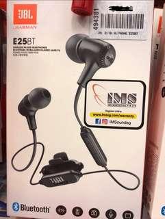 JBL E25BT 全新/原廠 藍牙耳機