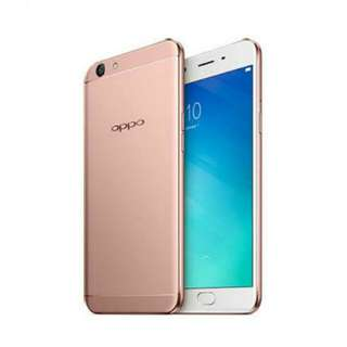 Oppo F1s 32gb Rose Gold and Gold
