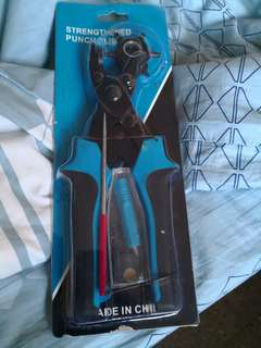 Strengthened Punch Plier