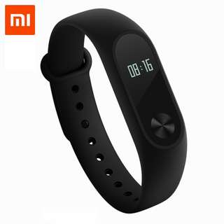 Xiaomi Mi Band 2 English Version - Original Import Set