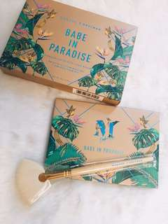 Morphe x Bretman: Babe in Paradise