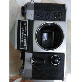 Hanimex Praktica vintage 35mm m42 film slr Germany Deütschland