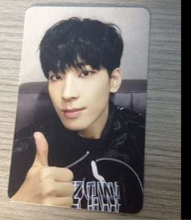 FREE NM SVT WONWOO PLOT PHOTOCARD