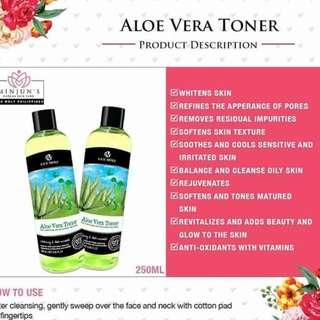 Aloe Vera Toner/Water