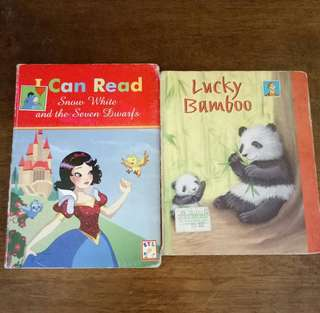 Pre - loved Childrens' Books (Hard Board )