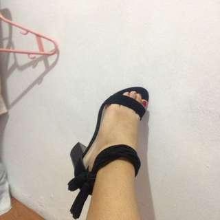 f21 Ankle strap heels