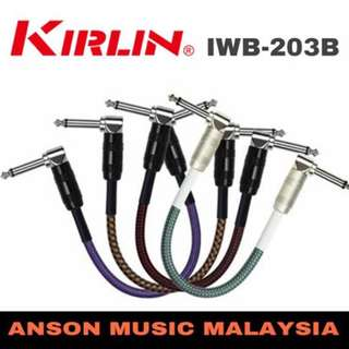Kirlin IWB-203B Premium Plus Cable, 1ft