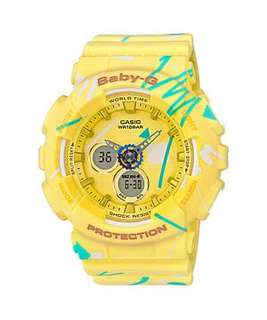 Casio Baby G Watch BA-120SC-9A