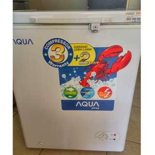 Freezer Box Aqua
