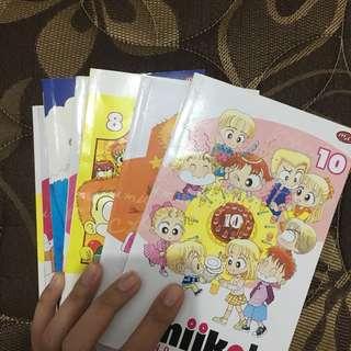 Komik Miiko vol.1-10
