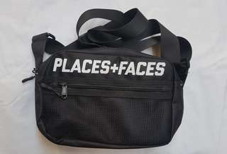Places + Faces tas messenger sling bag isi banyak