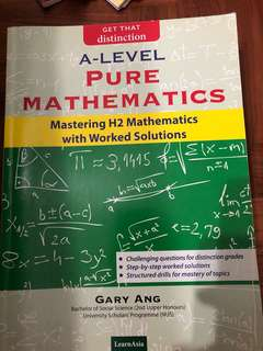A Level H2 Maths Question book