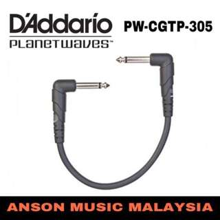 D'Addario Planet Waves PW-CGTP-305 Classic Series Instrument Cable, 6""