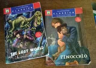 Pre-loved Childrens' Books (Bundle of 2)