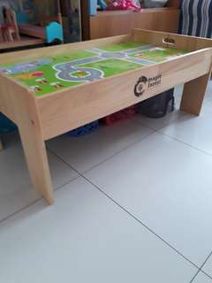 Kids playtable magic forest