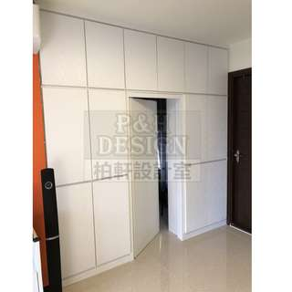 訂造間牆櫃 / 雙面櫃