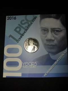 Horacio Dela Costa Commemorative Coins