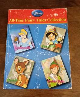 Pre-loved Childrens Book ( Fairy Tales Collection)