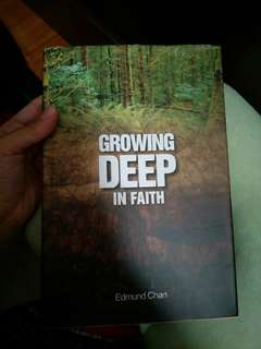 Growing deep in faith