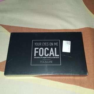 READY FREEONGKIR New Focallure Focal Eyeshadow