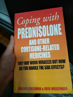 Coping with prednisolone