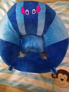 Stitch Pillow chair