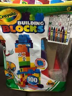 Building blocks and craft toy