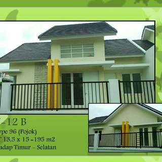 Rumah hook Wisma Mukti Klampis Surabaya Timur