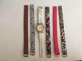 Aldo Watches and straps