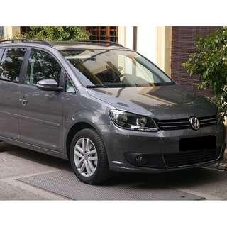 Volkswagen Touran Diesel 1.6A TDI Comfort (diesel )