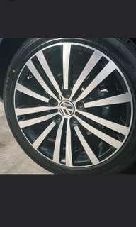 RIM PASSAT ORIGINAL B7 (Volkswagen)