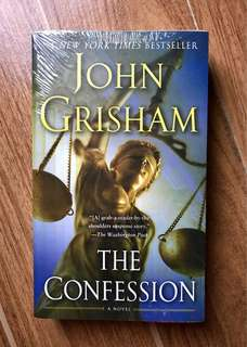 The Confession- John Grisham