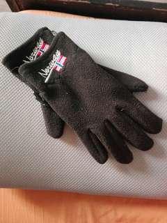 Authentic NORWEGIAN brand hand gloves