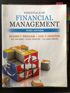 AB1201 Essential of Financial Management